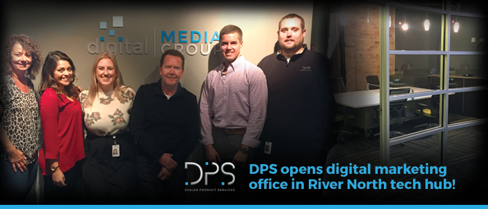 DPS opens digital marketing office in River North tech hub
